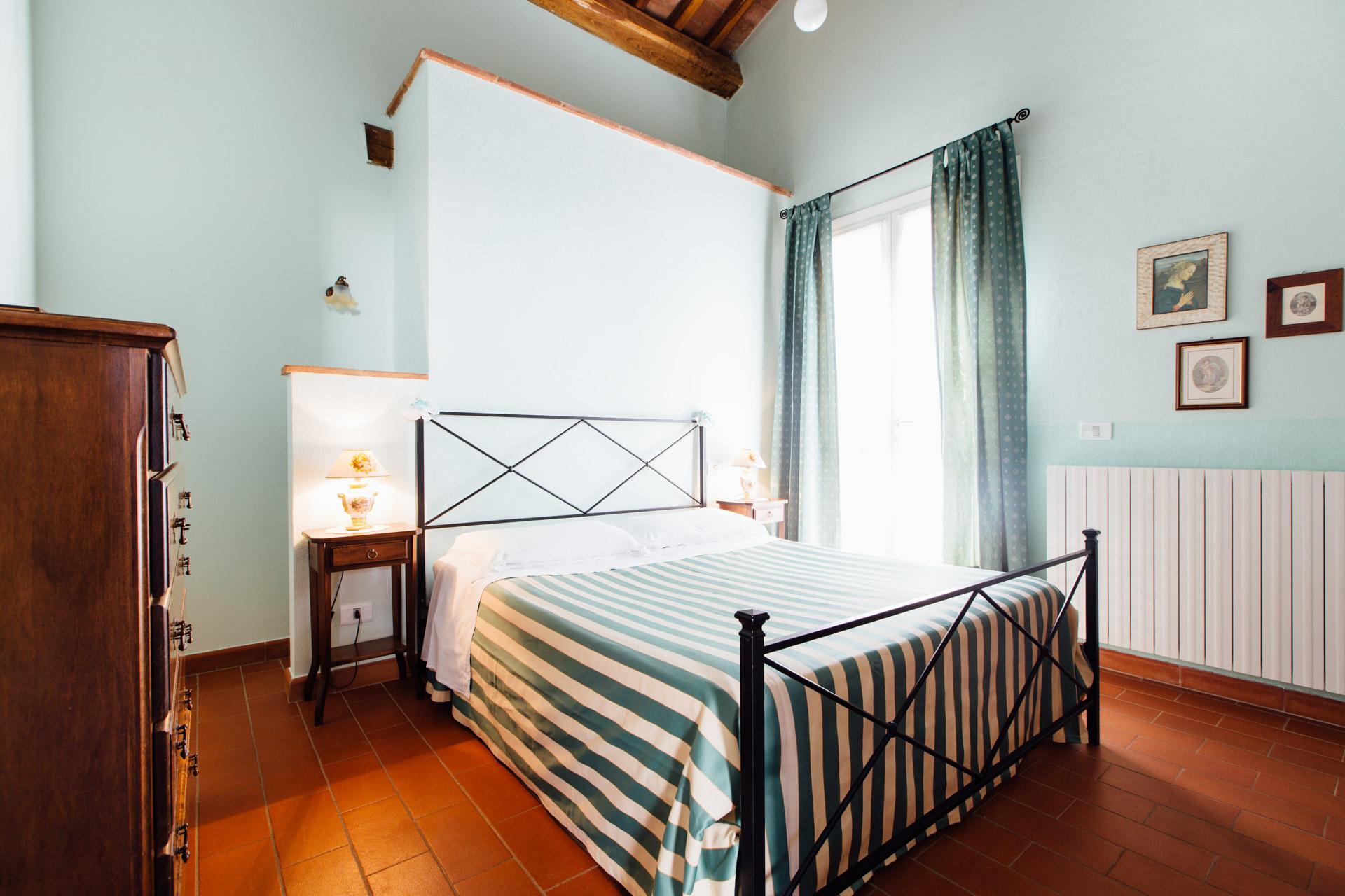 Camera dell'Appartamento Albatro Agriturismo a Grosseto con Piscina - Agriturismo La Quercia vicino al Mare