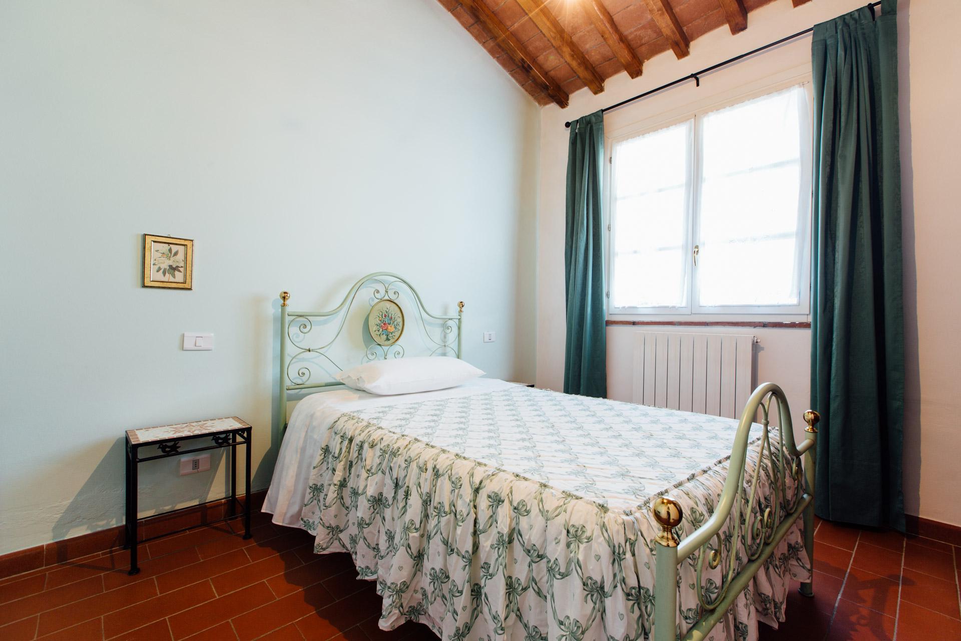 Camerina dell'Appartamento Albatro Agriturismo a Grosseto con Piscina - Agriturismo La Quercia vicino al Mare